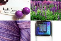 all things purple / by Emily Anne Austin