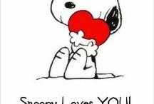 Snoopy! / by Cindy Lynn