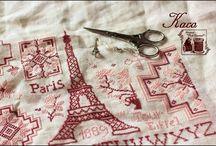 Paris! / by Pamela Boatright