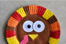 Thanksgiving Activities / by Jessica O'Brien