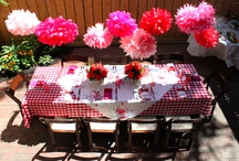 Party Ideas / by Sarah Rauen-Mader