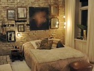 bedroom / by Jill Lewis