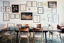 dining room / by Britni Churnside Jessup