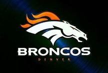 Denver Broncos / Win,lose, or draw, this is my home-town team now and forever! I bleed orange and blue! / by Tim Torrez