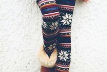 Winter Fashion / by Kristene Deeks