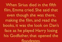Harry Potter  / by Brandy Burr