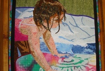 Applique Quilts / I am really a traditional quilter and enjoy applique. / by Margie Lewis-Jones