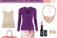 How to wear radiant orchid / Radiant Orchid is the color of the year! Let's have a look at how you can wear radiant orchid different ways! For more info on how to wear radiant orchid visit http://40plusstyle.com/how-to-wear-radiant-orchid-the-ultimate-inspiration-guide/ / by 40PlusStyle / Sylvia