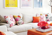 Living Room / Living rooms that inspire... / by Alexandra Veyret