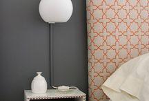 Crafts - Bedroom / by Meghan (Ordus) Bowers