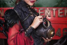 Steampunk / neo victorian & edwardian / by Bruno Cariou