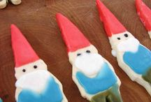 gnomeo / my travelocity gnomes adventures / by Mary Lindsay-DeAngelis