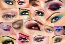 Makeup / by Tiffany Bingham