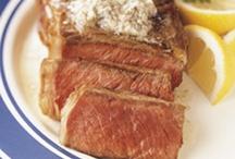 Meat Dinners / by Ellen Rock
