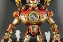 CUSTOMIZED ACTION FIGURES / ONE OF A KIND CUTOM MODIFICATIONS AND BUILDS / by Ricardo