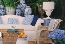 Outdoor Living Spaces & Organizing / by Helena Alkhas @ A Personal Organizer
