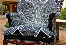 Reupholstery / by Laura Randolph