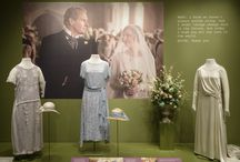 "Costumes of Downton Abbey at Winterthur Museum / Come experience an original exhibition of exquisite fashions from the award-winning television series ""Downton Abbey"" at Winterthur Museum and Garden in Delaware.  / by Visit Delaware"