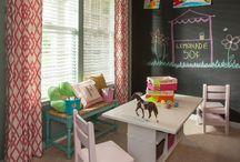 play room / by Kim Earls