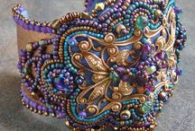 Beading and Jewellery / by Ali Crochet