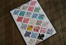 Quilt. Sew. Daily. / Quilts that inspire me to sew, if only I can sew on a daily basis. / by Shari Butler