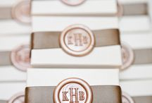 wedding Favors / by Greer Manolis