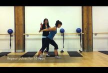 Workout Videos / by Barre Fitness