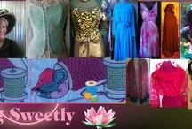 Maria's Sewing Sweetly / by Maria Escajeda Garcia