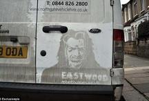 Dirty Truck & Van Messages / by Kleyn Trucks