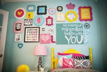 Ellie's room ideas / by Shelley Hartwell
