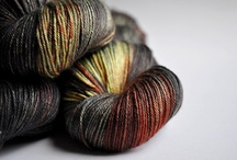 fiber love / by Sandy Bartolo
