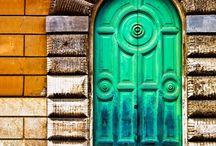 The Doors / by Hanna Smith