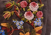 embroidery / by Olga Wulf