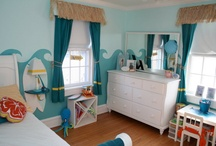 Baby bedroom ideas / by Sabrina Mori