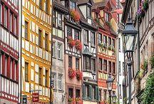 Travel Dreams / by Jenny Boyer