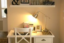 Home - Office Spaces / by Rosa Balzamo