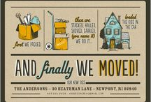 Moving Day / by Jody Paredes