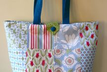 Bags  / bags for everything  / by Cheryl Darling