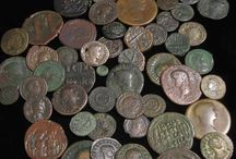 Ancient coins and treasure / by Eric Saunders