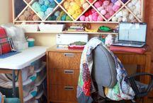 Dream Craft Room / by Brittany Sherrard