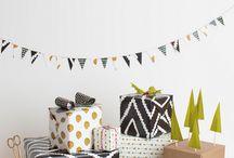 Gift Wrap + Tags / DIY Gift Wrap ideas and printable gift tags. / by Shop Ella Lou || Lindsay Thomasson
