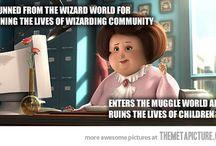 Harry Potter / by Stephanie Best