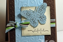 cardmaking ideas / by Wendy Taylor Marsh