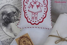 crossstitch/embroiderie / by Liliane Grauls
