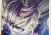 Hair :) / by Hillary Cain
