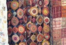 Fils et textiles / by Elisabeth Couloigner