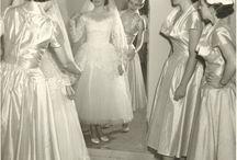 Wedding Days/ Vintage & Modern / by Darby