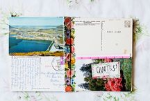 Travel Diary / Журнал о путешествиях и идеи о создании его  / by Julia Shubina