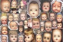 Dolls! / by Annika Karlsson