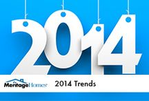 2014 Trends / by Meritage Homes
